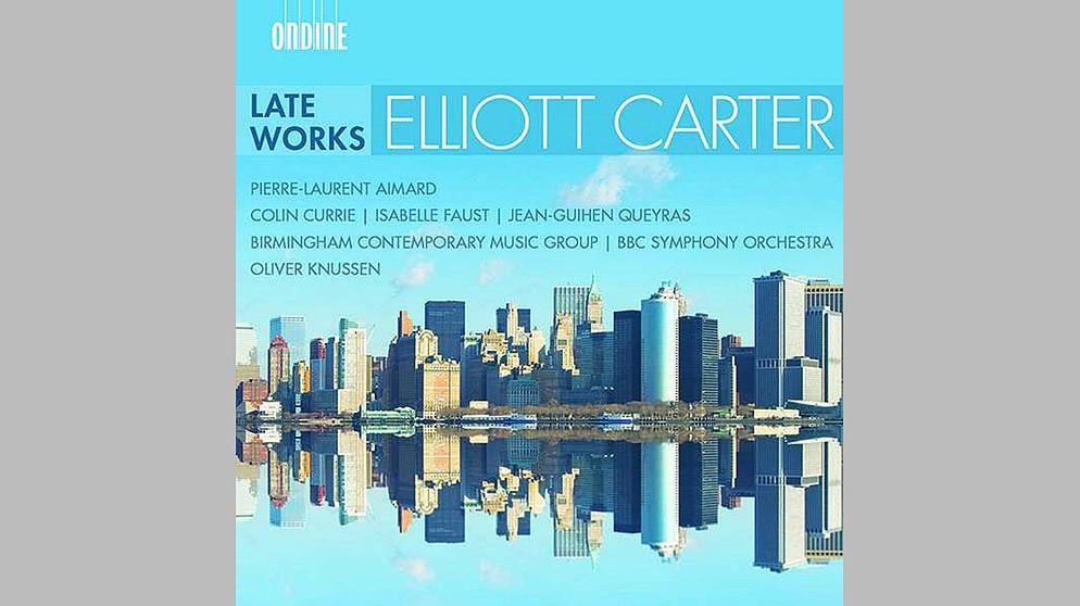 Geschenktipp zu Weihnachten - CD: Elliott Carter - Späte Werke ...