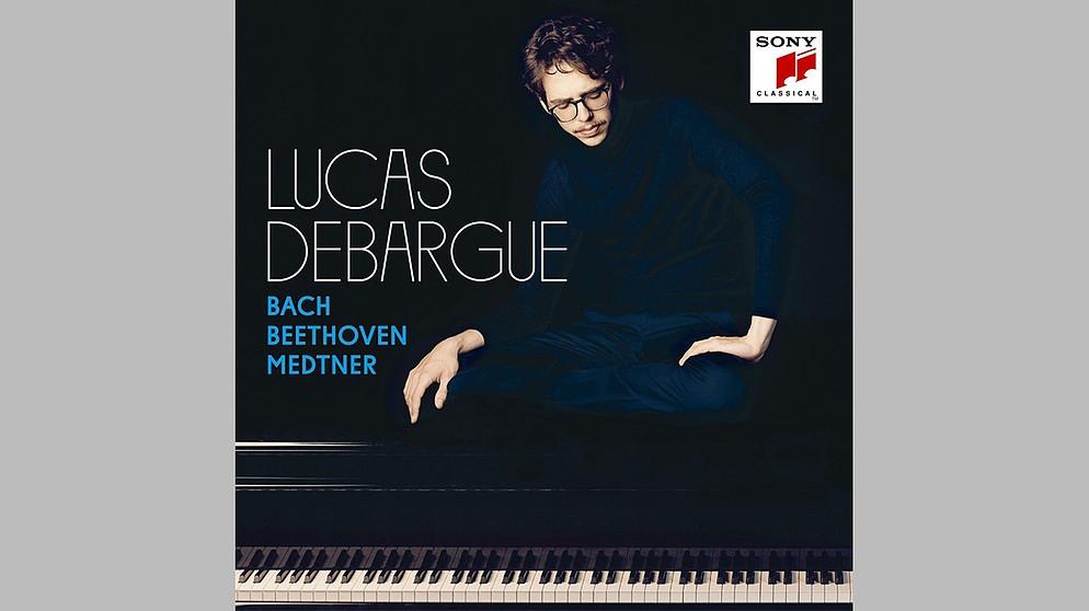Lucas Debargue - Bach, Beethoven, Medtner | Bildquelle: Sony Classical