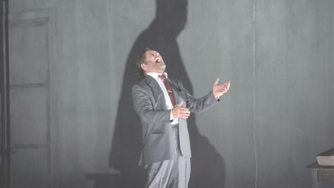 """Kritik – """"Boris Godunow"""" am Opernhaus Zürich: Monumentale Oper mit  technischem Kniff   News und Kritik   BR-KLASSIK   Bayerischer Rundfunk"""
