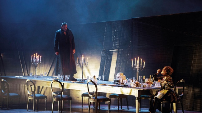 "Beethovens ""Egmont"" am Theater an der Wien | Bildquelle: © Monika Rittershaus"