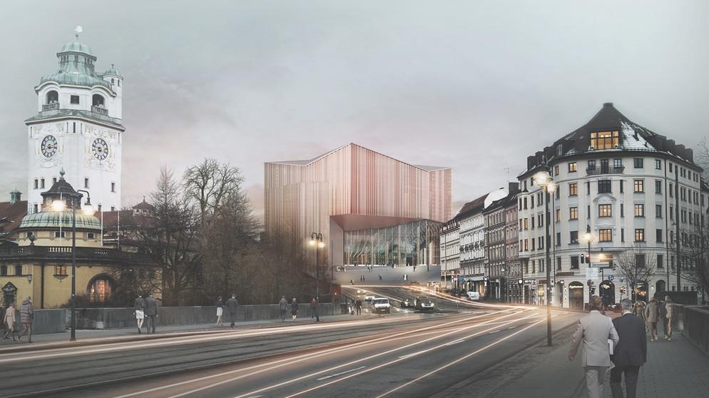 Architektenwettbewerb Münchner Gasteig Jury Entscheidet Sich Vorab