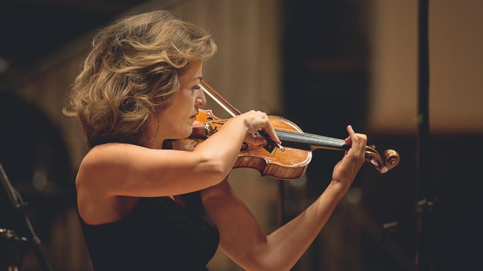 Anne Sophie Mutter Konzerte