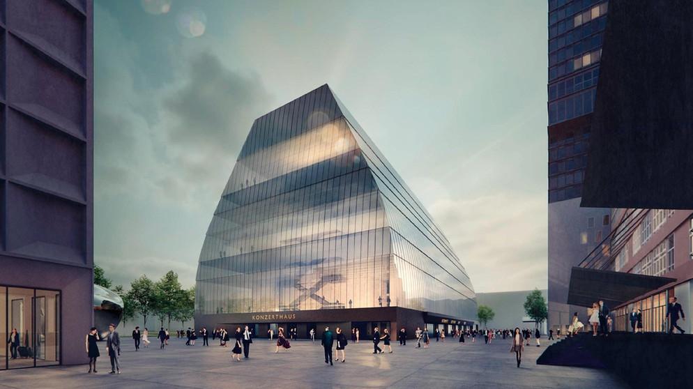 Neuer Konzertsaal Fur Munchen Landtag Will Kontrolle Uber Kosten