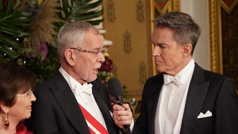 Bildergalerie So War Der Wiener Opernball 2020 News Und Kritik