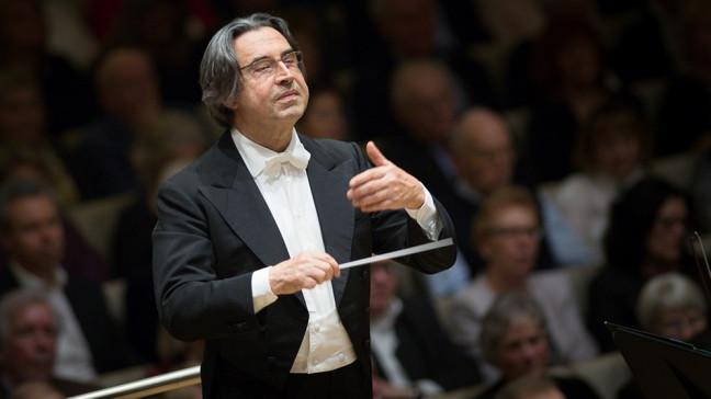 Riccardo Muti dirigiert das Symphonieorchester des Bayerischen Rundfunks | Bildquelle: BR Meisel
