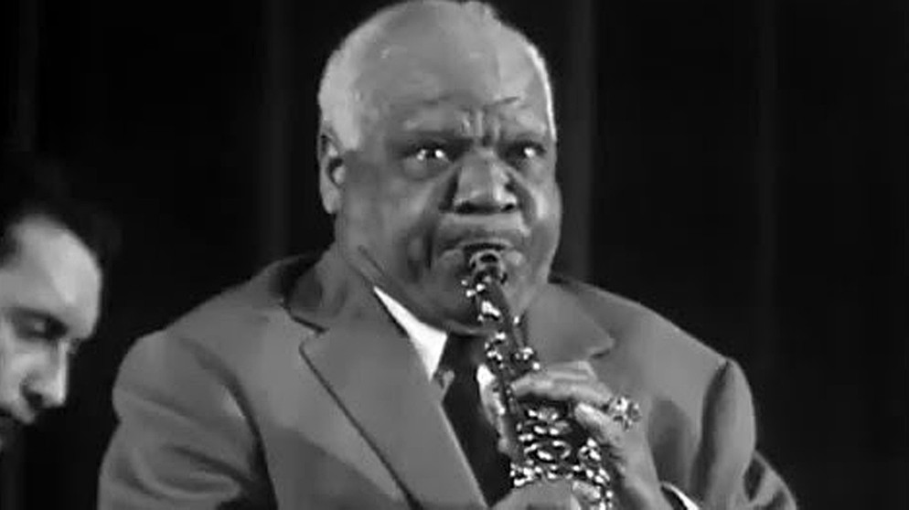 « I've Found a New Baby » par Sidney Bechet (1958) | Bildquelle: fcarcena01 (via YouTube)