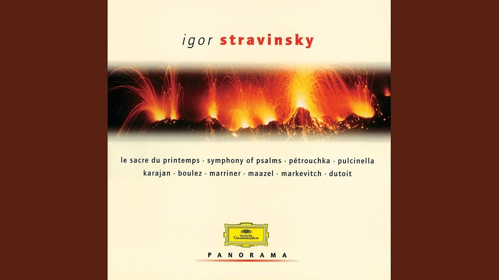 Stravinsky: Circus Polka For A Young Elephant | Bildquelle: Various Artists - Topic (via YouTube)