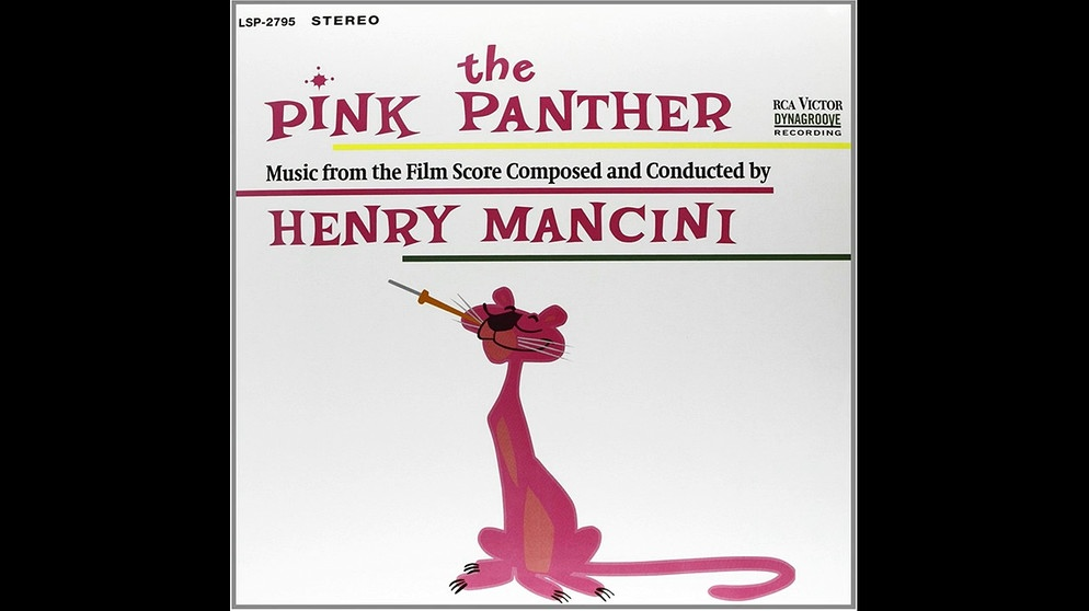 Henry Mancini ‎– The Pink Panther (Music From The Film Score) 1963 (full album) | Bildquelle: Elshay Yehezkel (via YouTube)