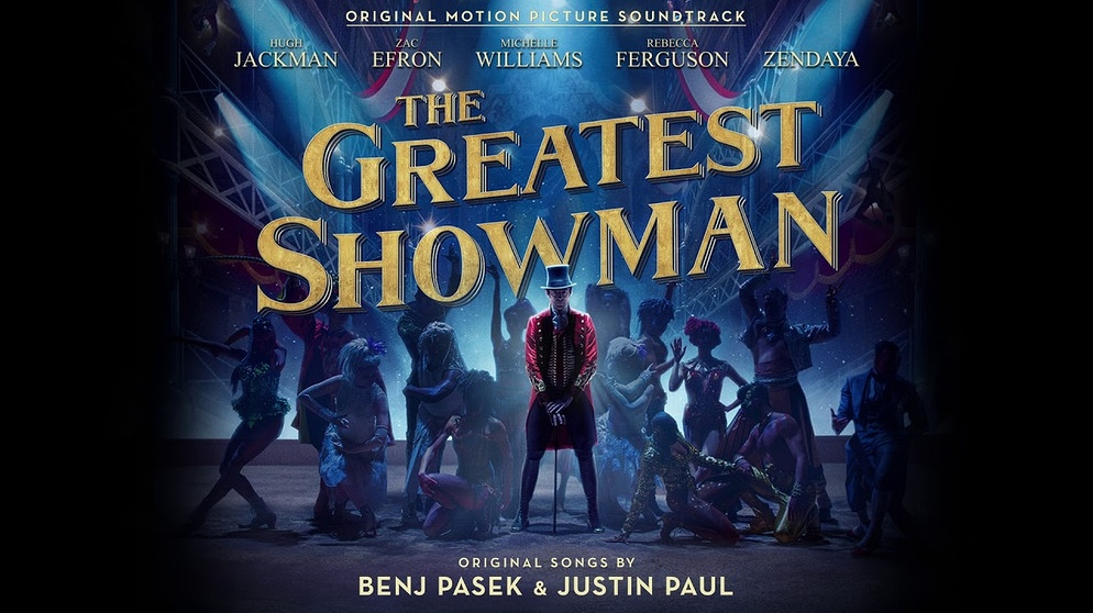 The Greatest Showman Cast - This Is Me (Official Audio) | Bildquelle: Atlantic Records (via YouTube)