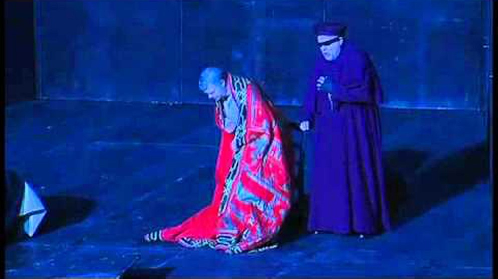 "Verdi: Don Carlo Atto IV ""Il Grand Inquisitor!""(René Pape, Eric Halfvarson) 