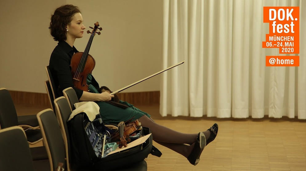 DOK.fest München @home 2020 | HILARY HAHN – EVOLUTION OF AN ARTIST | Trailer | Bildquelle: DOK.fest München (via YouTube)