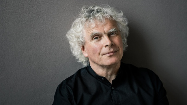 Sir Simon Rattle | Bildquelle: Jim Rakete