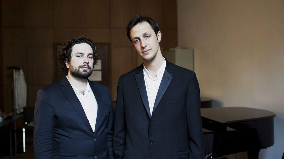 Geister Duo   Bild: Daniel Delang