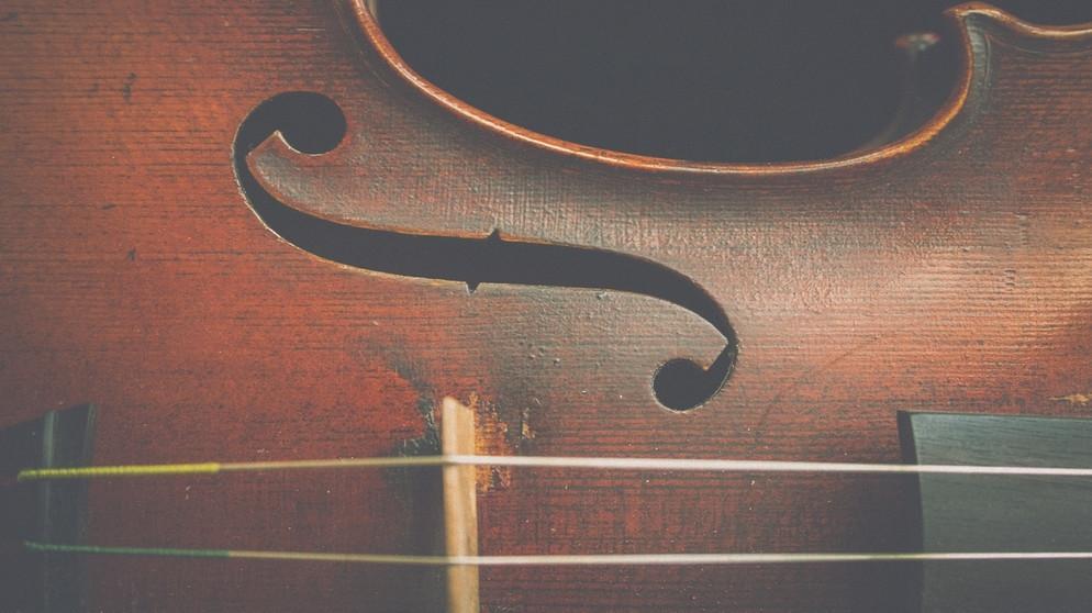 ARD Musikwettbewerb 2017 - Violine | Bild: Johanna Vogt – Pexels