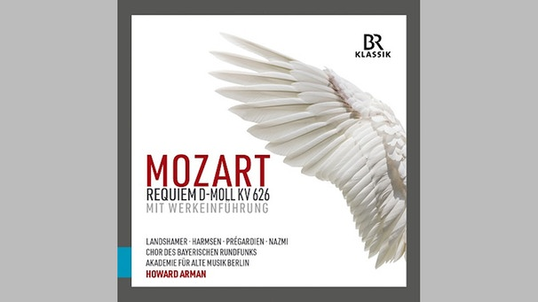 Mozart - Requiem d-Moll; BR-Chor; Akademie für Alte Musik Berlin; Howard Arman | Bild: BR