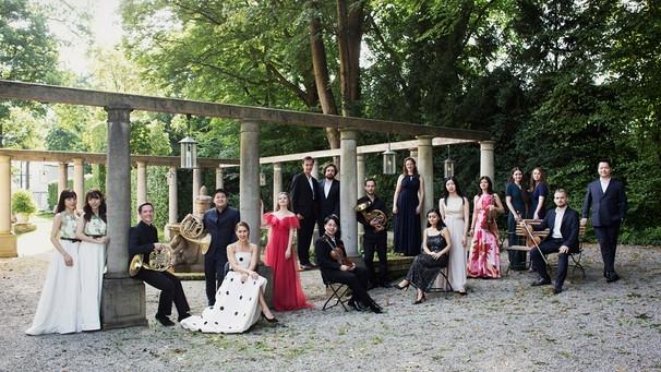 Preisträger des ARD-Musikwettbewerbs 2021 | Bild: Daniel Delang