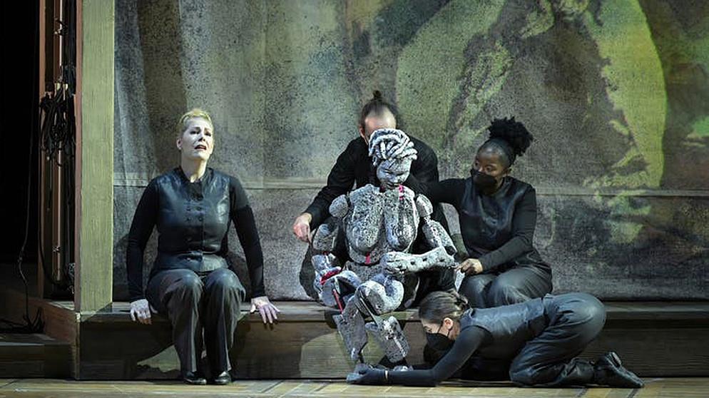 Aida - Sondra Radvanovsky - Opéra Bastille, Paris | Bildquelle: © Vincent Pontet