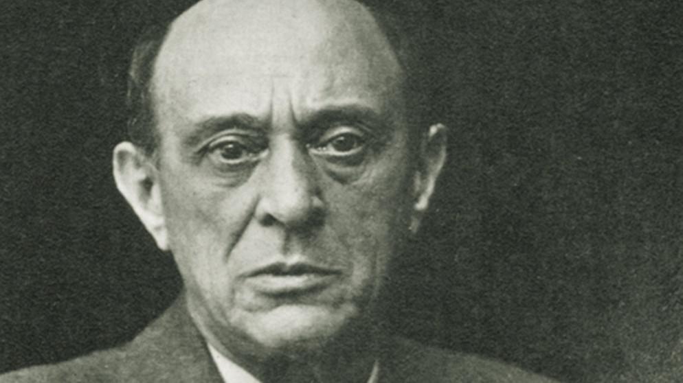 Arnold Schönberg   Bildquelle: Eberhard Freitag: Arnold Schönberg mit Selbstzeugnissen und Bilddokumenten, Reinbek 1973