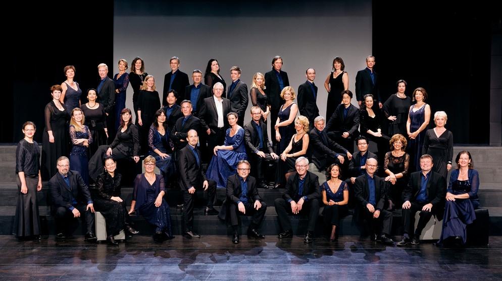 Chor des Bayerischen Rundfunks | Bildquelle: BR-Chor / Astrid Ackermann
