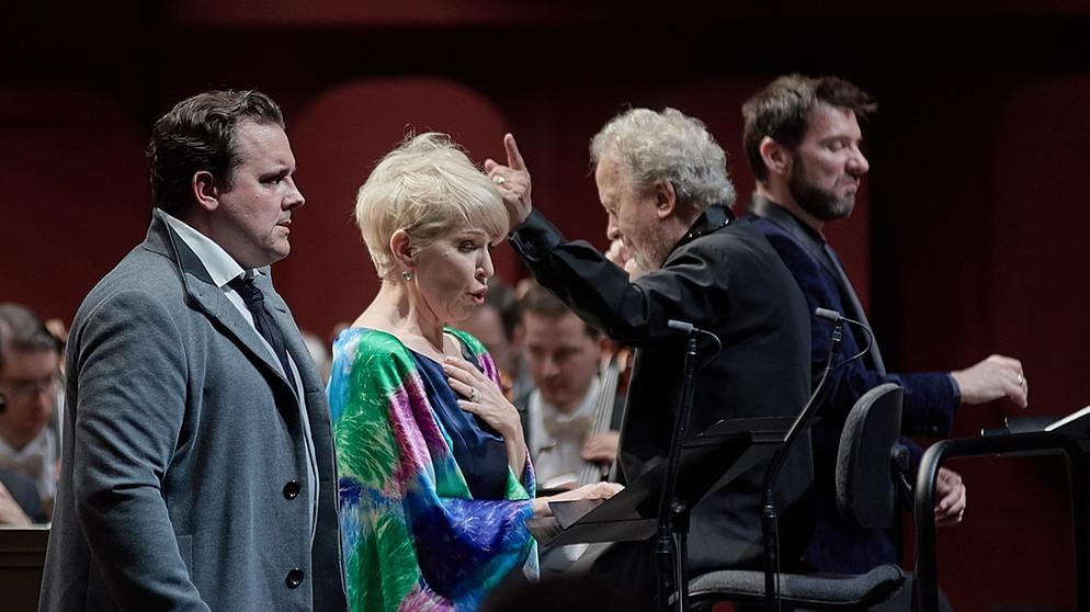 La Damnation de Faust von Hector Berlioz - Strasbourg | Bildquelle: © Warner / Grégory Massat
