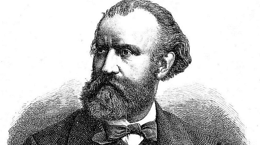 Charles Gounod | Bildquelle: picture-alliance/dpa