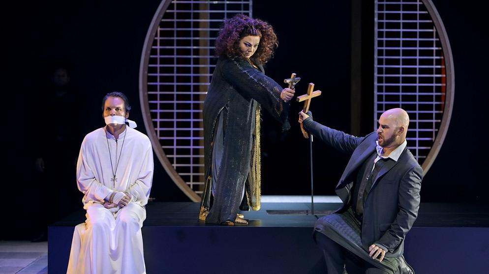 Parsifal 2017 -Bayreuther Festspiele | Bildquelle: © Bayreuther Festspiele /Enrico Nawrath
