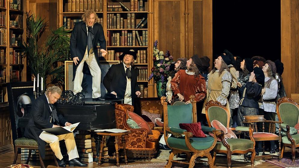 Bildergebnis für Bayreuth die meistersinger von nürnberg