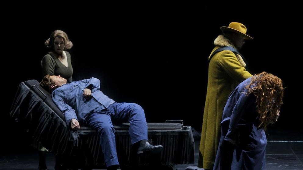 Bayreuther Festspiele 2017: Bühnenbeschreibung \