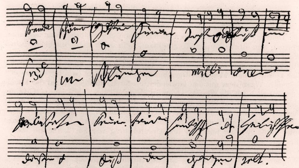 Sinfonie Von Beethoven
