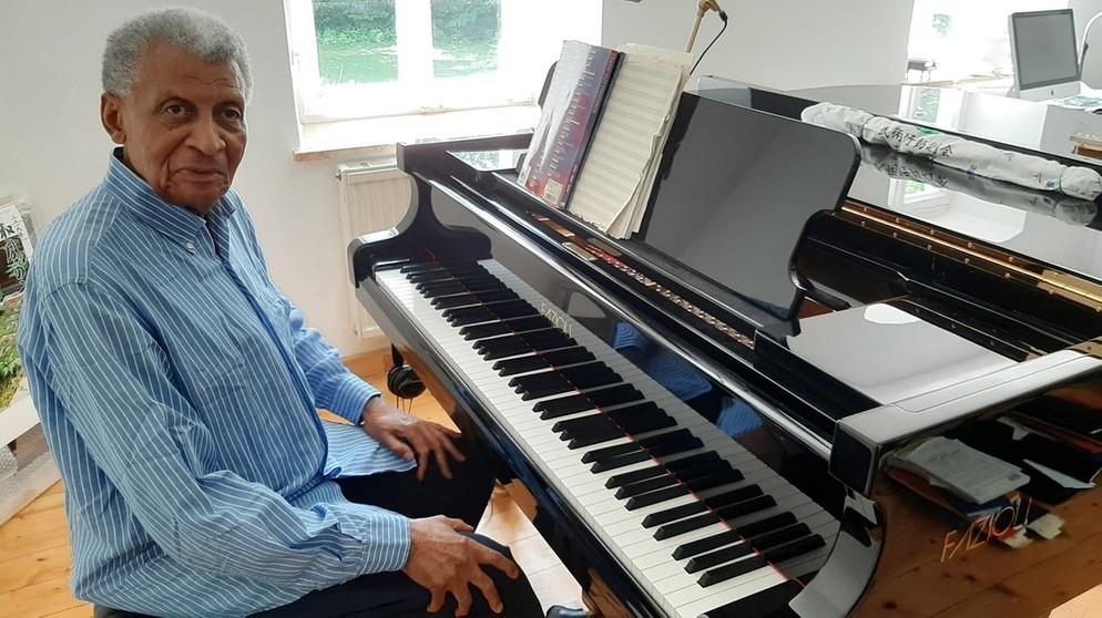 Abdullah Ibrahim Wird 85 Jahre Alt Meine Heimat Ist Die Menschheit Jazz Weltmusik Br Klassik Bayerischer Rundfunk