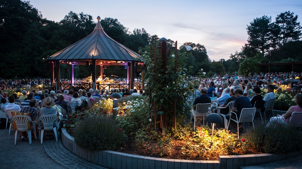 Internationaler Augsburger Jazzsommer 13 Juli Bis 14 August 2016