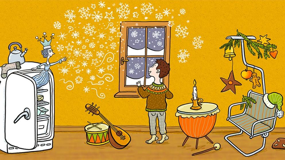 Hörspiel Weihnachten
