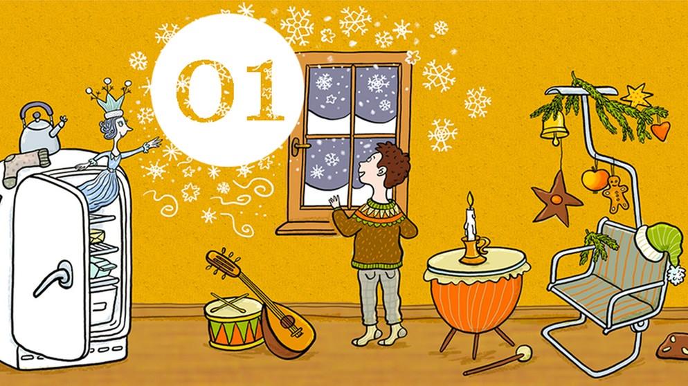 Christkind Bilder Weihnachten.Hörspiel Zu Weihnachten Warten Aufs Christkind Mit Der Eiskönigin