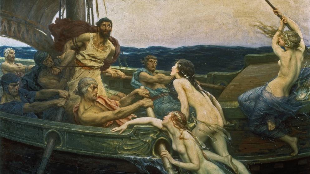 Griechische Mythologie Studieren