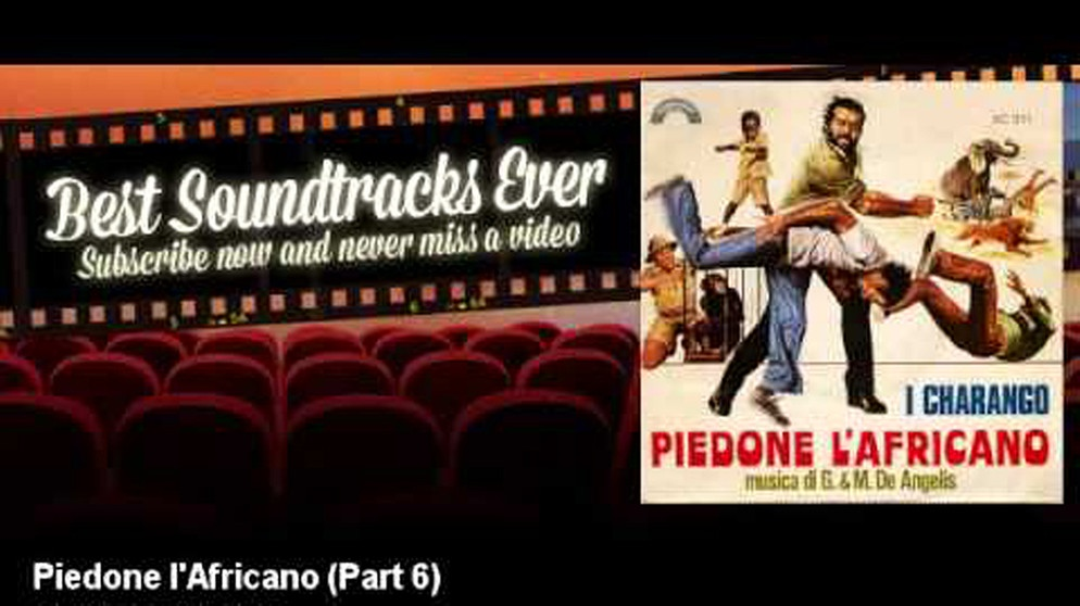 Gianfranco Plenizio - Piedone l'Africano - Part 6 | Bildquelle: Best Soundtracks Ever (via YouTube)