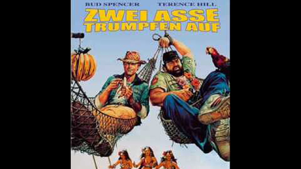 Bud Spencer & Terence Hill - Zwei Asse trumpfen auf - Movin' Cruisin' | Bildquelle: TheGabeStar (via YouTube)