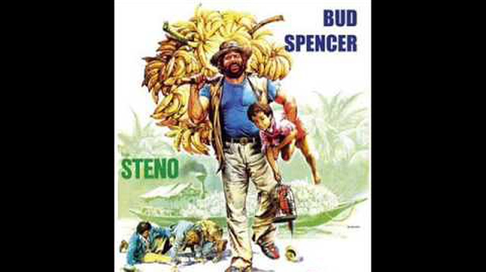 Bud Spencer - Banana Joe (Soundtrack/Theme) | Bildquelle: POEMgoesHollywood (via YouTube)