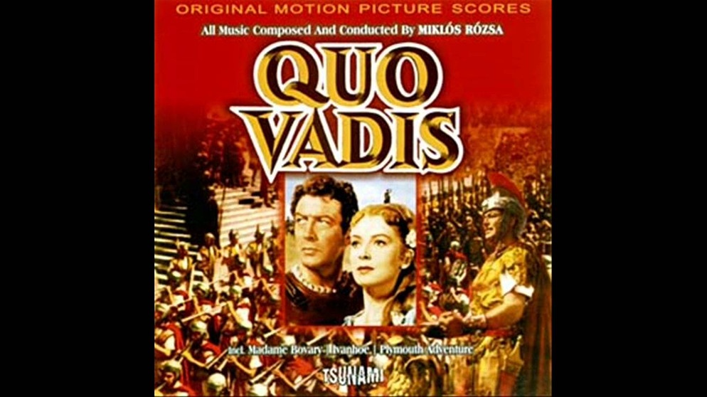 Quo Vadis | Soundtrack Suite (Miklós Rózsa) | Bildquelle: Soundtrack Fred (via YouTube)