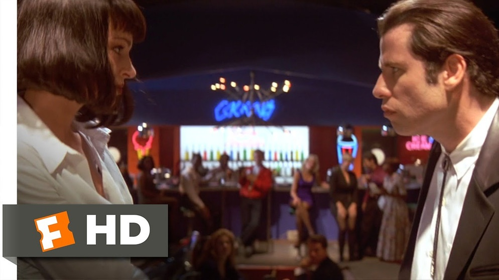 Dancing at Jack Rabbit Slim's - Pulp Fiction (5/12) Movie CLIP (1994) HD | Bildquelle: Movieclips (via YouTube)