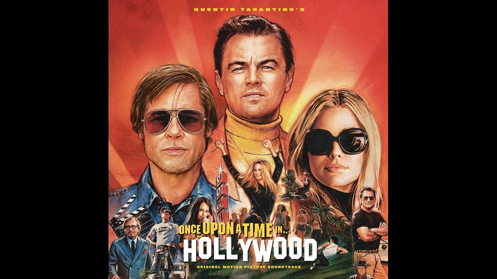 Paxton Quigley's Had The Course (from Three in the Attic) | Once Upon a Time in Hollywood OST | Bildquelle: Original Soundtrack (via YouTube)
