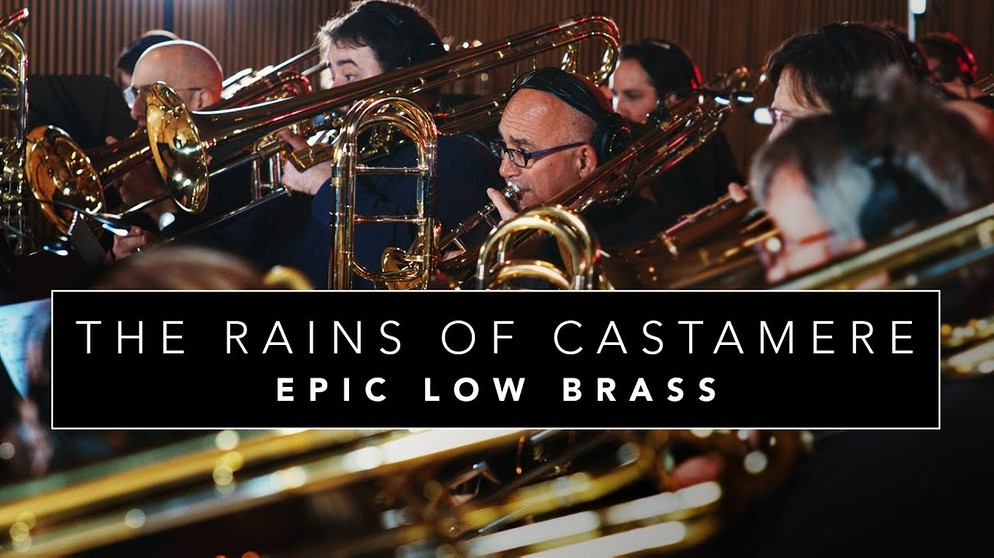 "Epic Low Brass ""The Rains of Castamere"" Game of Thrones (Cover for 40+ Low Brass) 