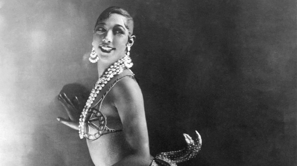 Josephine Baker Bananenrock