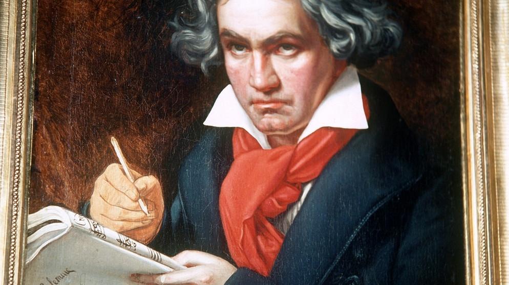goethes begegnungen bildquelle picture alliancedpa - Beethoven Lebenslauf