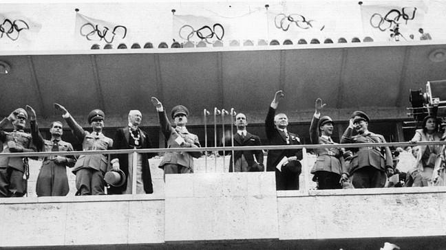 Was Heute Geschah 1 August 1936 Die Olympische Hymne Von Richard Strauss Wird Uraufgefuhrt Klassik Entdecken Br Klassik Bayerischer Rundfunk