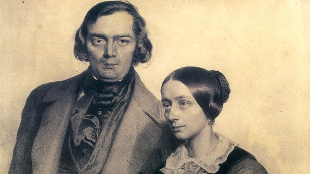 Briefe Von Clara Schumann : Was heute geschah november clara schumann