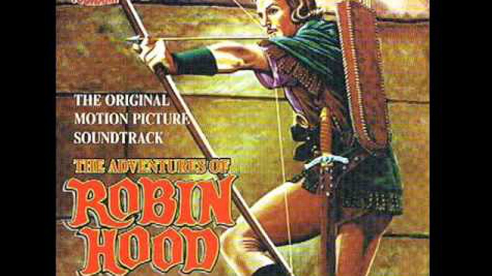 The Adventures Of Robin Hood | Soundtrack Suite (Erich Wolfgang Korngold) | Bildquelle: Soundtrack Fred (via YouTube)