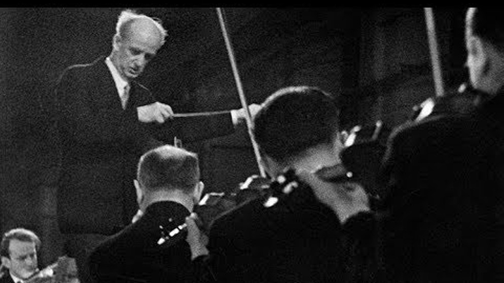 Beethoven: Symphony No 4 (1943) Furtwängler/Berlin | Bildquelle: Restoration Archive (via YouTube)