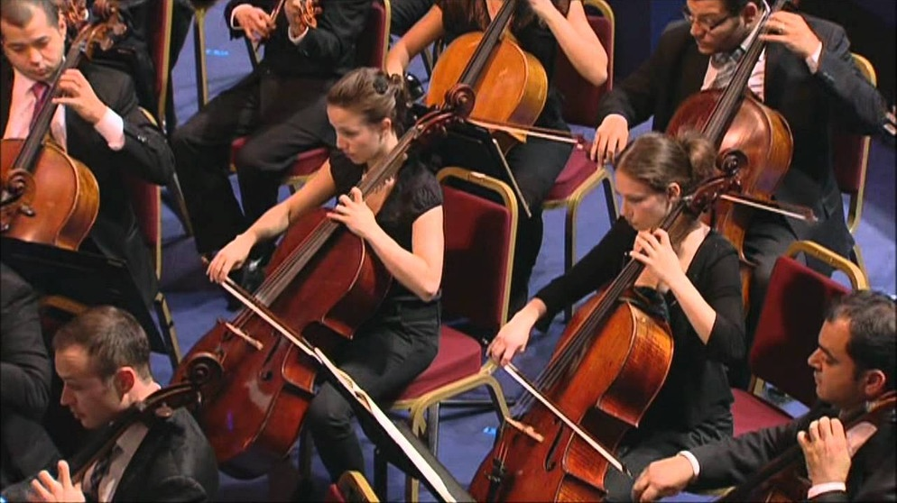 Beethoven: Symphony No 4 in B flat major - BBC Proms 2012 (Daniel Barenboim) | Bildquelle: MartialVidz (via YouTube)