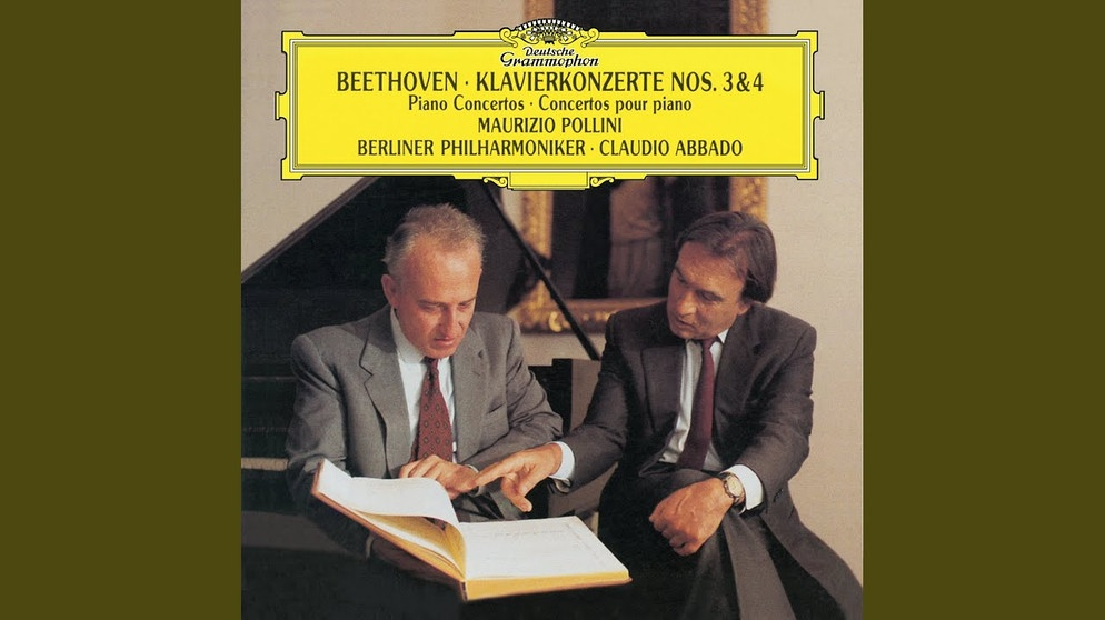 Beethoven: Piano Concerto No. 4 in G Major, Op. 58 - 1. Allegro moderato - Cadenza: Ludwig van... | Bildquelle: Maurizio Pollini - Topic (via YouTube)