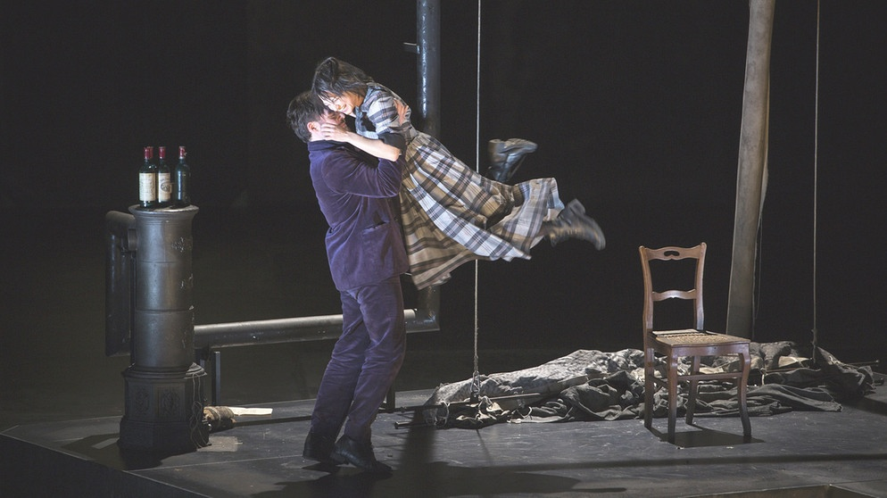 Kritik Puccinis La Bohème An Der Komischen Oper Von Wahren Und